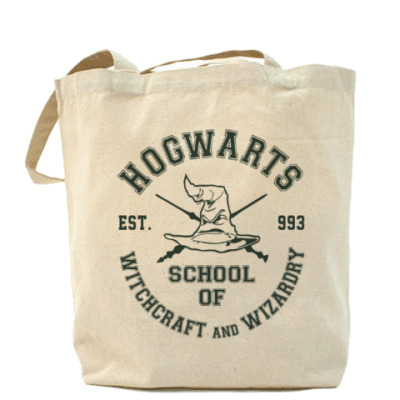 Сумка Hogwarts