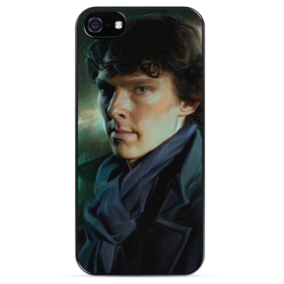 Чехол для iPhone Sherlock Holmes