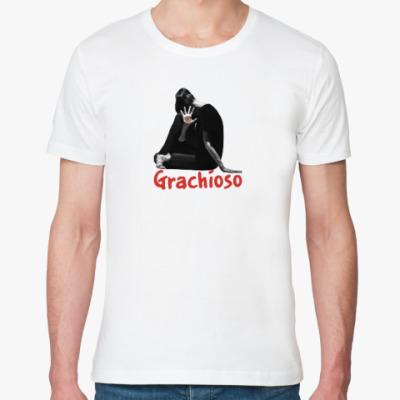 Футболка из органик-хлопка 'Grachioso'