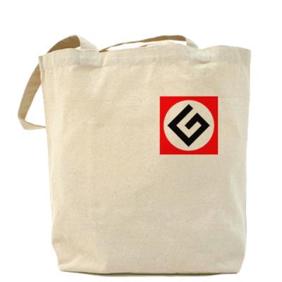 Сумка Граммарнацистская сумка