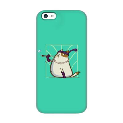 Чехол для iPhone 5c Кэтсби — Пятничный Котик №33