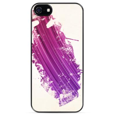 Чехол для iPhone Краска