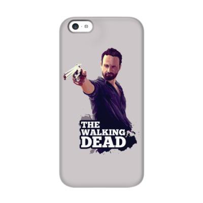Чехол для iPhone 5c The Walking Dead