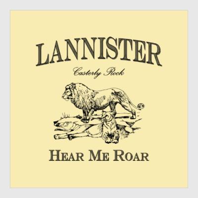 Постер Lannister