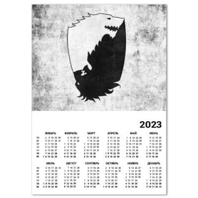 Календарь Игра Престолов