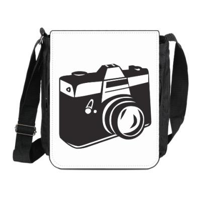 Сумка на плечо (мини-планшет) Для фотографов