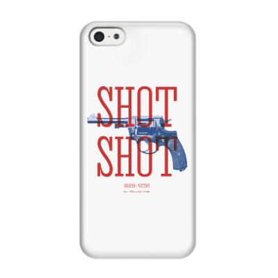 Чехол для iPhone 5/5s Оружие СССР