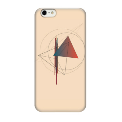 Чехол для iPhone 6/6s Фигуры