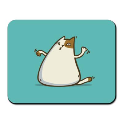 Коврик для мыши  Пятничный Котик №20