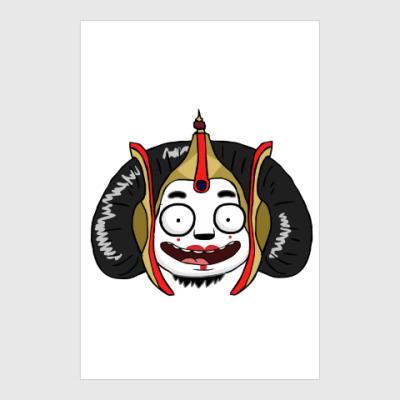 Постер Падмяша