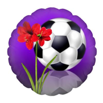 Подушка футбол