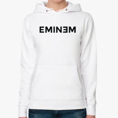 Женская толстовка худи Eminem
