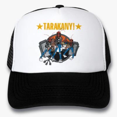 Кепка-тракер Тараканы!