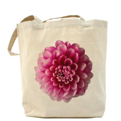 Сумка Холщовая сумка Цветок
