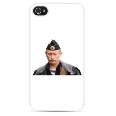 Чехол для iPhone Путин ВВ