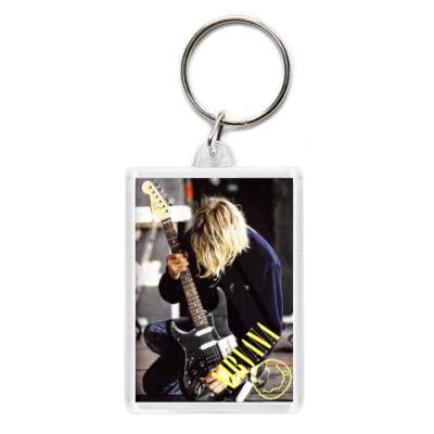 Брелок Kurt Cobain