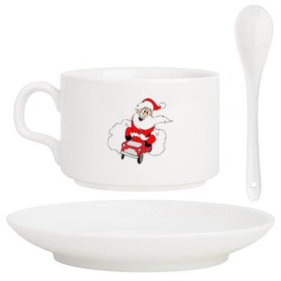 Кофейный набор Дед Мороз