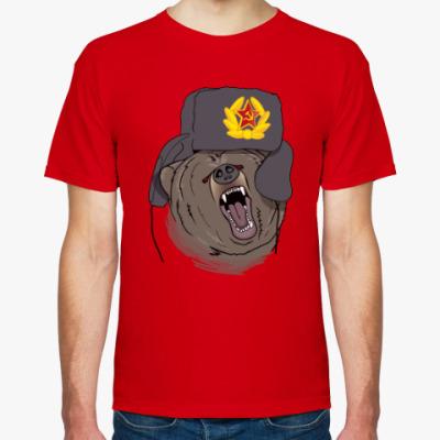 Футболка Русский Медведь