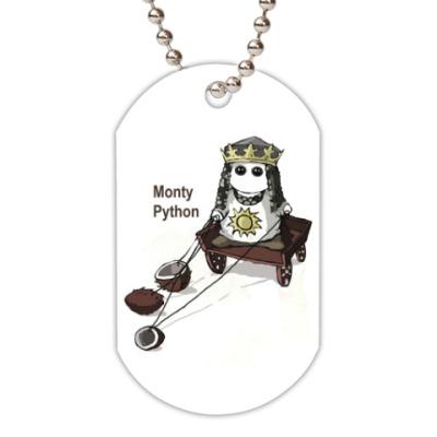Жетон dog-tag Monty Python