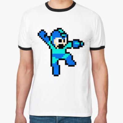 Футболка Ringer-T Megaman