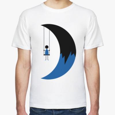 Футболка Качели на Луне
