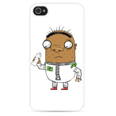 Чехол для iPhone Шамиль-астронавт