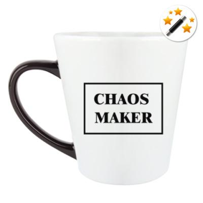 Кружка-хамелеон Производитель хаоса