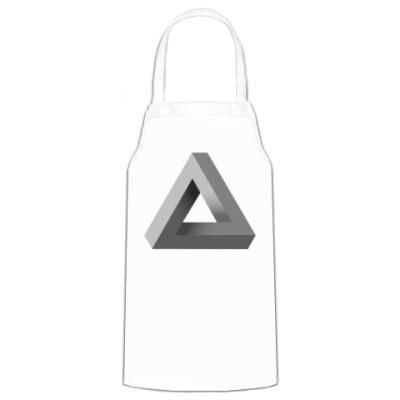 Фартук Невозможный Треугольник 3D