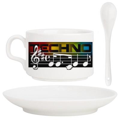 Кофейный набор музыка