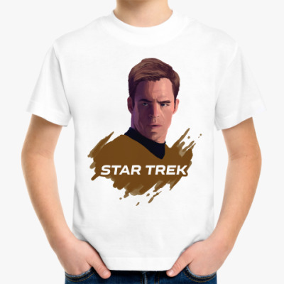 Детская футболка Star Trek