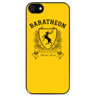 Чехол для iPhone House Baratheon