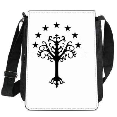 Сумка-планшет Белое Древо (LotR)