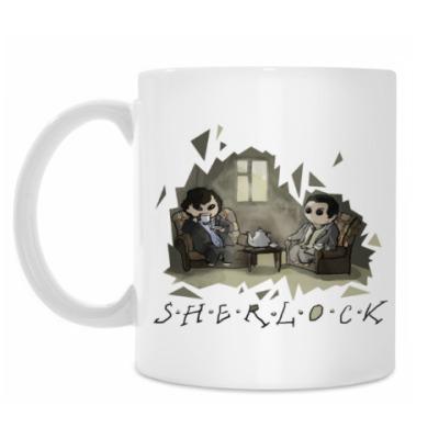 Кружка Sherlock