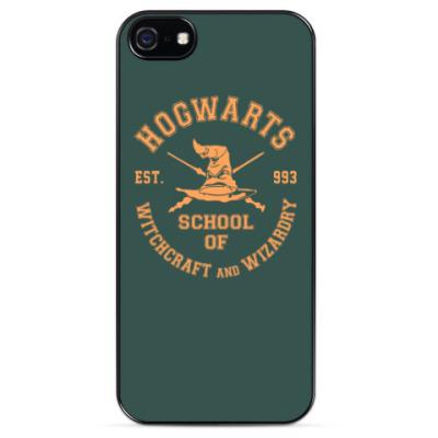 Чехол для iPhone Hogwarts