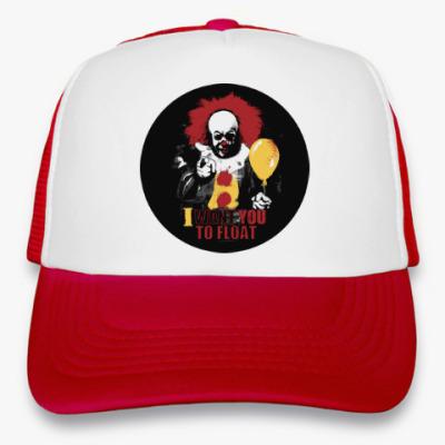 Кепка-тракер Clown It by Stephen King