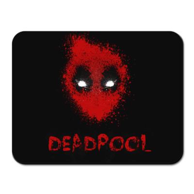 Коврик для мыши Deadpool