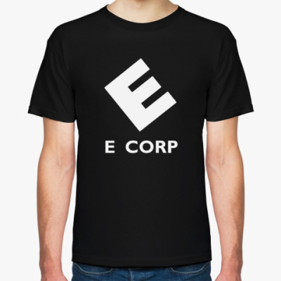 Футболка Mr Robot - fsociety - E Corp