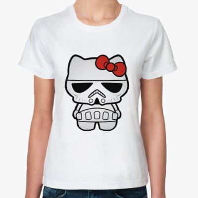 Классическая футболка Штурмовик Hello Kitty