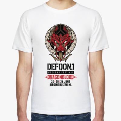 Футболка Dragonblood