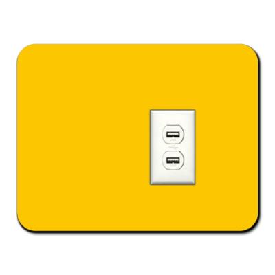 Коврик для мыши USB (ЮСБ)