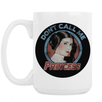 Кружка Star Wars Princess Leia Organa