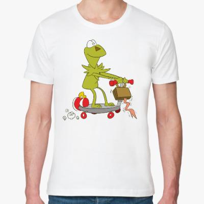 Футболка из органик-хлопка Kermit the Frog