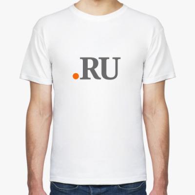 Футболка .RU, Точка РУ