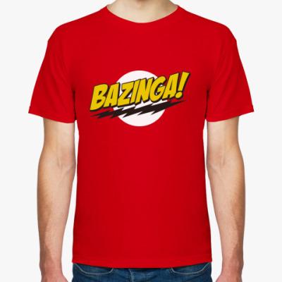 Футболка  Базинга