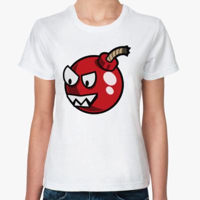 Классическая футболка Сейчас взорвусь