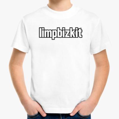 Детская футболка Limp Bizkit
