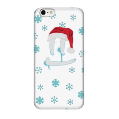 Чехол для iPhone 6/6s Светлая Новогодняя улыбка