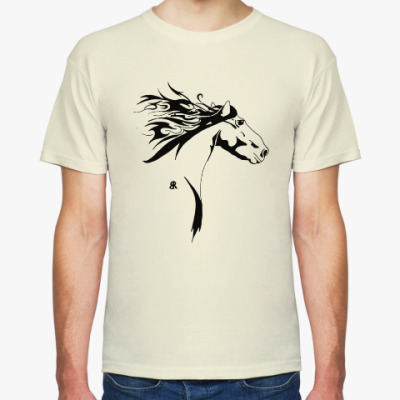 Футболка 'BR Horse'