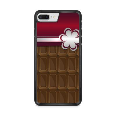 Чехол для iPhone шоколадка