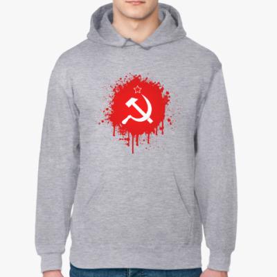 Толстовка худи СССР